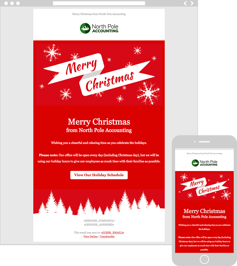 Email template merry christmas dominique grahams portfolio merry christmas combo maxwellsz